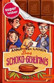 Das Schoko-Geheimnis Cover