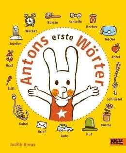 Antons erste Wörter Cover
