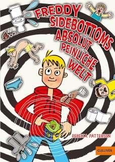Freddy Sidebottoms absolut peinliche Welt Cover