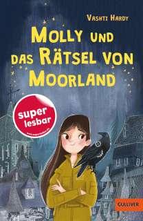 Molly und das Rätsel von Moorland Cover