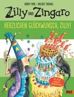 Herzlichen Glückwunsch, Zilly! Cover