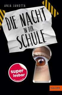 Die Nacht in der Schule Cover