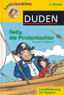 Nelly, die Piratentochter Cover