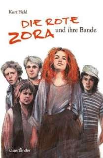 Die rote Zora Cover