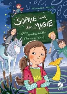 Eine zauberhafte Klassenfahrt Cover
