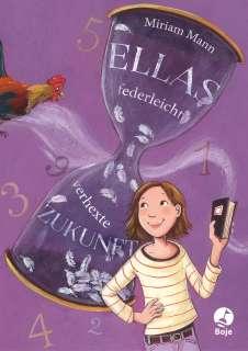 Ellas federleicht-verhexte Zukunft Cover