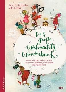 Das grosse Weihnachts-Wunderbuch Cover