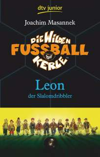 Leon der Slalomdribbler Cover