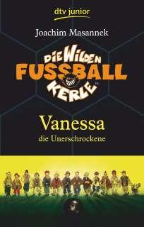 Vanessa die Unerschrockene Cover
