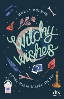 Witchy wishes Cover