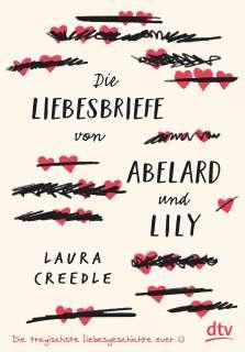 Die Liebesbriefe von Abelard und Lily Cover