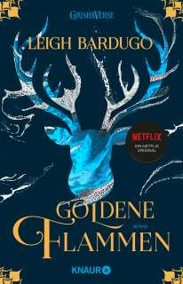 Goldene Flammen Cover