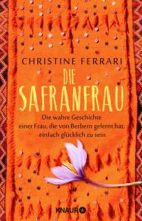 Die Safranfrau Cover