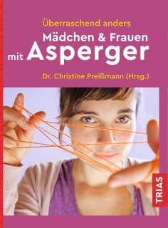 Überraschend anders - Mädchen & Frauen mit Asperger Cover