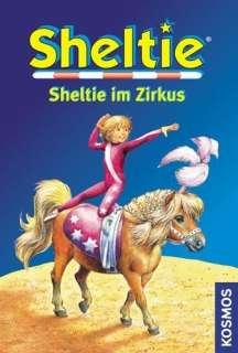 Sheltie im Zirkus Cover
