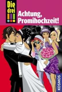 Achtung, Promihochzeit! Cover