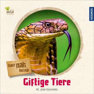 Giftige Tiere Cover