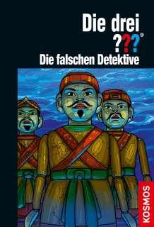 Die falschen Detektive Cover