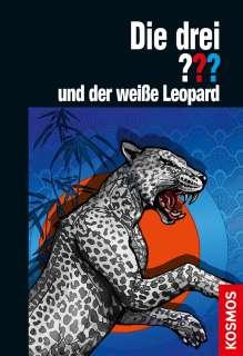 Die drei ??? und der weisse Leopard Cover
