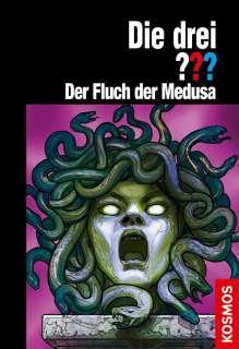 Der Fluch der Medusa Cover