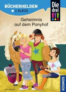 Geheimnis auf dem Ponyhof Cover