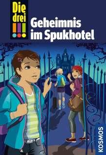 Geheimnis im Spukhotel Cover