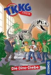 Die Dino-Diebe Cover