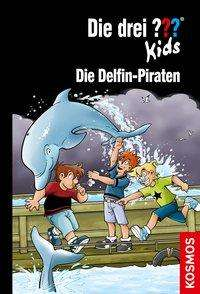 Die Delfin-Piraten Cover