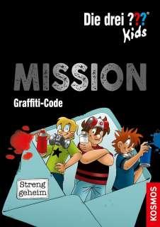 Mission Graffiti-Code Cover