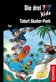 Tatort Skater-Park Cover