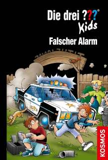 Falscher Alarm Cover