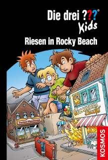 Riesen in Rocky Beach Cover