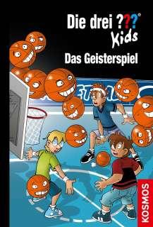 Das Geisterspiel Cover