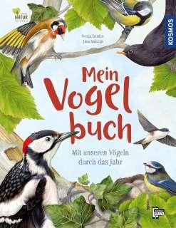 Mein Vogelbuch Cover