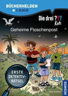 Geheime Flaschenpost Cover