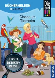 Chaos im Tierheim Cover