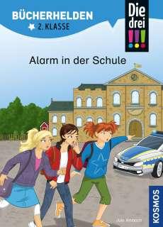 Alarm in der Schule Cover