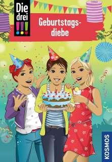 Geburtstagsdiebe Cover