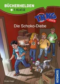 Die Schoko-Diebe Cover