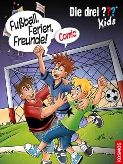 Fussball, Ferien, Freunde! Cover