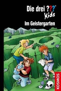 Im Geistergarten Cover