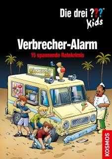 Verbrecher-Alarm Cover