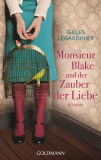 Monsieur Blake und der Zauber der Liebe Cover