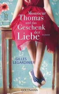 Monsieur Thomas und das Geschenk der Liebe Cover