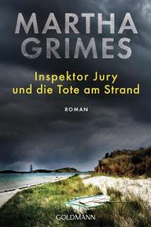 Inspektor Jury und die Tote am Strand Cover