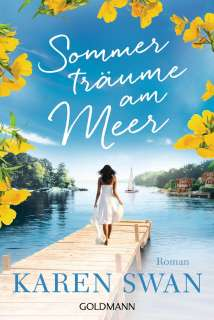 Sommerträume am Meer Cover