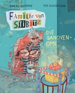 Die Ganoven-Omi Cover