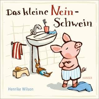 Das kleine Nein-Schwein Cover