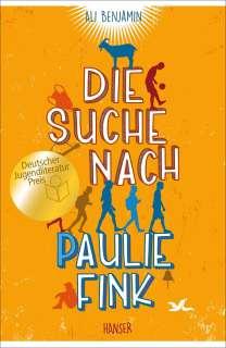 Die Suche nach Paulie Fink Cover