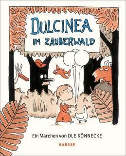 Dulcinea im Zauberwald Cover